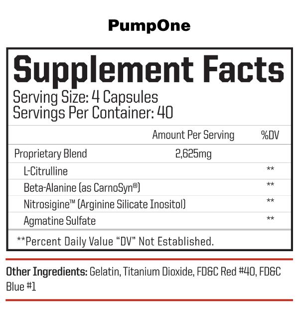 pumponefacts