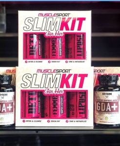 Slim Kit, Muscle Sport