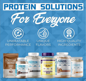 protein powder, shakes, meal replacement